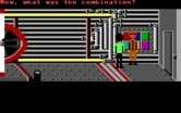 Zak McKracken and the Alien Mindbenders for IBM PC/Compatibles - Pay attention again, you'll need to know this combination...