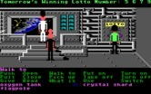 Zak McKracken and the Alien Mindbenders for IBM PC/Compatibles - A winning lottery number? That could be good to know...
