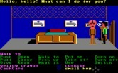 Zak McKracken and the Alien Mindbenders for IBM PC/Compatibles - This guy with the mask may be help to help...