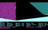Zak McKracken and the Alien Mindbenders for IBM PC/Compatibles - The entrance to a pyramid.