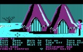 Zak McKracken and the Alien Mindbenders for IBM PC/Compatibles - A village hidden in the forest.