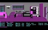 Zak McKracken and the Alien Mindbenders for IBM PC/Compatibles - Picking up a few useful items in the kitchen.