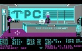 Zak McKracken and the Alien Mindbenders for IBM PC/Compatibles - In disguise at the phone company.