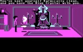 Zak McKracken and the Alien Mindbenders for IBM PC/Compatibles - The guru helps you out.