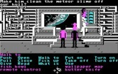 Zak McKracken and the Alien Mindbenders for IBM PC/Compatibles - I've been caught, how will I get out of this one?