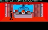 Zak McKracken and the Alien Mindbenders for IBM PC/Compatibles - Zak isn't entirely happy with his job...