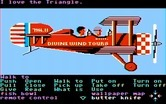 Zak McKracken and the Alien Mindbenders for IBM PC/Compatibles - Flying through the Bermuda Triangle...