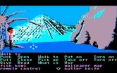 Zak McKracken and the Alien Mindbenders for IBM PC/Compatibles - Welcome to Seattle, home of the two-headed squirrel.