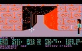 Zak McKracken and the Alien Mindbenders for IBM PC/Compatibles - Entrance to a pyramid...and the start of a maze!