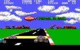 Pole Position II for IBM PC/Compatibles - Starting a race...
