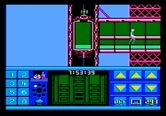 Impossible Mission II for Apple II - There are numerous rooms to search!