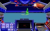 Stellar 7 for Amiga - Some enemies disguise themselves as obstacles.