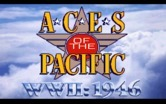 Aces of the Pacific for IBM PC/Compatibles - Title screen.