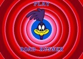 Road Runner for Arcade screenshot thumbnail - Title screen.