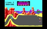 Road Runner for IBM PC/Compatibles screenshot thumbnail - Eat bird seed to maintain energy.