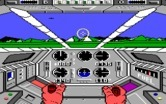 Infiltrator for IBM PC/Compatibles - Enemy plane spotted.