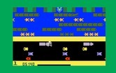 Frogger for Intellivision - Ouch, hit by a truck!