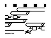 Frogger for ZX81 / Timex Sinclair 1000 - Now, time to cross the river!