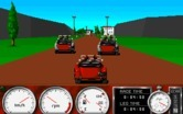 1000 Miglia for IBM PC/Compatibles screenshot thumbnail - Don't crash into opponents!