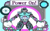 Captain Power and the Soldiers of the Future for IBM PC/Compatibles - Power on!