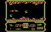 Game Over II for IBM PC/Compatibles - Careful, don't crash into swirly objects...