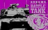 Abrams Battle Tank for IBM PC/Compatibles screenshot thumbnail - Title screen.