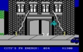 Ghostbusters for IBM PC/Compatibles - Catching a ghost...