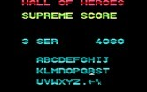 Revenge of Defender for IBM PC/Compatibles screenshot thumbnail - A new high score!