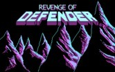 Revenge of Defender for IBM PC/Compatibles screenshot thumbnail - Title screen 2.