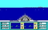 Ocean Ranger for IBM PC/Compatibles - A message telling the Captain of home port arrival
