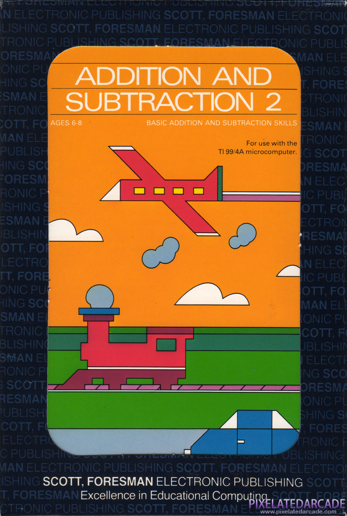 Addition and Subtraction 2 Cover Art: