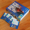Photo - Police Quest 3 game disks and box