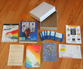 Photo - Police Quest 3 box and contents