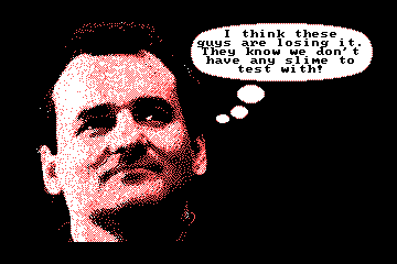 Ghostbusters II hypothetical CGA palette