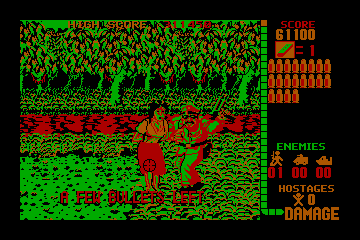 Operation Wolf hypothetical CGA palette example 1