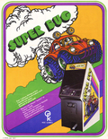 Super Bug flyer - Front