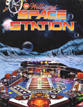 Space Station flyer - Front
