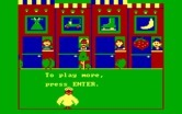 Big Bird's Special Delivery for IBM PC/Compatibles - Press enter to deliver some more...