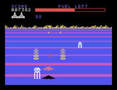 Buck Rogers: Planet of Zoom for TI-99/4A - Careful, don't crash!