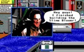 Ghostbusters II for IBM PC/Compatibles - Good news! We have a slime blower now!