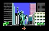 Ghostbusters II for IBM PC/Compatibles - Ready to take the statue for a walk around the town?