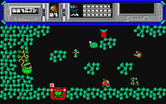 Starquake for Atari ST - Exploring this varied planet further...