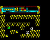 Starquake for BBC Micro - Hmm, which way should I head now?