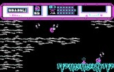 Starquake for IBM PC/Compatibles - Don't let any of the numerous enemies hit you!