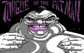 Tongue of the Fatman for IBM PC/Compatibles - Title screen.